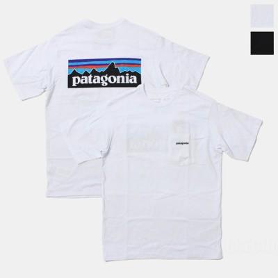 パタゴニア patagonia メンズ Tシャツ 半袖 MENS P 6 LOGO POCKET RESPONSIBILI TEE 38512