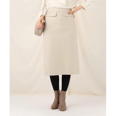 Couture Brooch(クチュールブローチ) メルトンジャージスカート