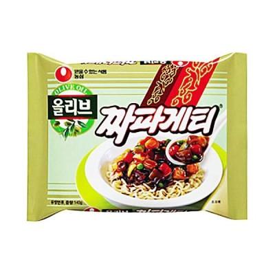 『農心』チャパゲティ ジャジャン麺(140g×1個) ノンシム NONG SHIM 韓国ラーメン インスタントラーメン ジャージャー麺  ジャージャー麺