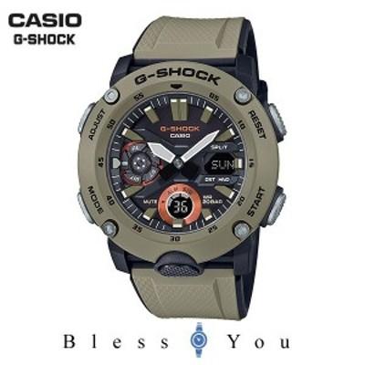 カシオ 腕時計 メンズ Gショック 2019年4月新作 カーボンコアガード GA-2000-5AJF 16,0
