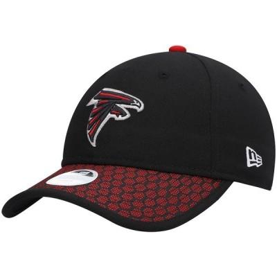 ニューエラ レディース 帽子 アクセサリー Atlanta Falcons New Era Women's Sideline 9TWENTY Adjustable Hat