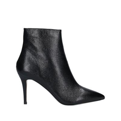 KG KURT GEIGER ショートブーツ ブラック 40 紡績繊維 ショートブーツ