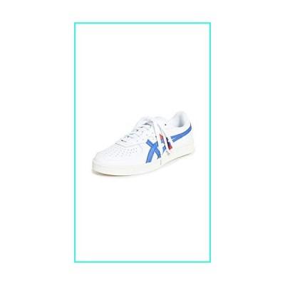 【新品】Onitsuka Tiger - Unisex-Adult GSM Sneaker, Size: 11.5 D(M) US, Color: White/Imperial(並行輸入品)