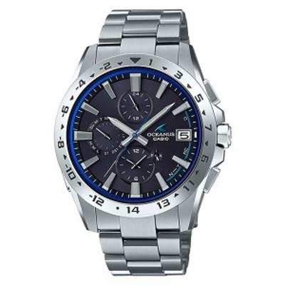 【正規品】CASIO カシオ 腕時計 OCW-T3000-1AJF メンズ OCEANUS オシアナス 電波時計 Bluetooth タフソーラー