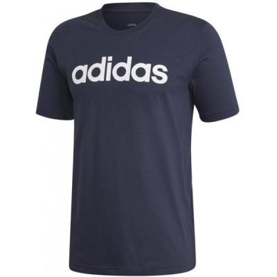 アディダス メンズ 半袖Tシャツ M CORE リニアTシャツ DU0406 ADIDAS