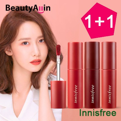 Innisfree イニスフリー - ★ 1+1 NEW Color★ Vivid Cotton Ink ビビッドコットンインク 4g 15 Color / 韓国コスメ