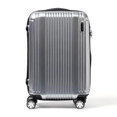 BERMASバーマススーツケースBERMASバーマススーツケースプレステージ2PRESTIGEII機内持ち込みキャリーケースファスナー34L小型SサイズTSAロック1~2泊程度4輪ハード軽量旅行カバン旅行バッグ60252(60262) シルバー(22)