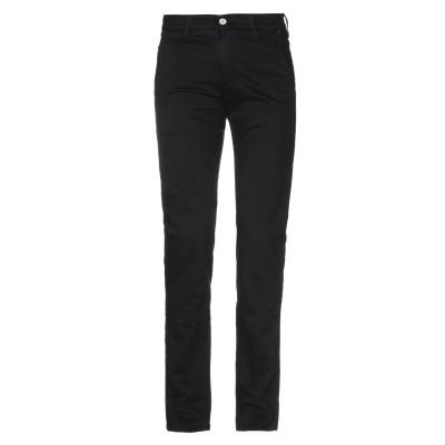 リハッシュ RE-HASH パンツ ブラック 30 コットン 98% / ポリウレタン 2% パンツ