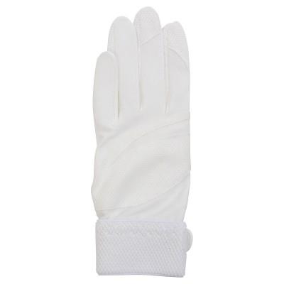 s.a.gear (エスエーギア) ジュニア守備手袋_左手 M WHT ジュニア SA-Y19-003-015