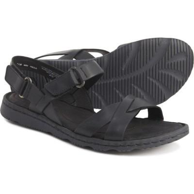 ボーン Born レディース サンダル・ミュール シューズ・靴 Jemez Sandals - Leather Black