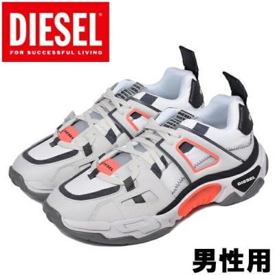 ディーゼル メンズ スニーカー S-キーパー ロウ トレック II DIESEL 13162600
