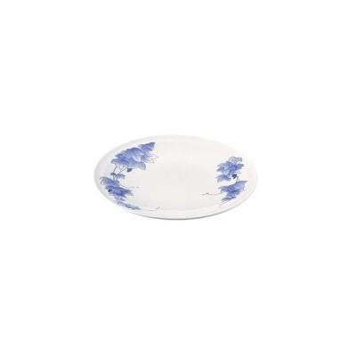 NISHIKI/ニシキ  プラ容器 高台皿 ぶどう/尺3(5枚入)