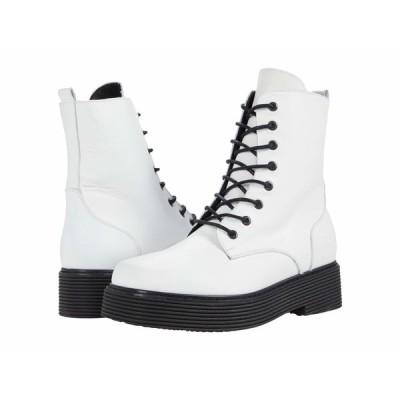 コルダーニ ブーツ&レインブーツ シューズ レディース Peyton White Leather