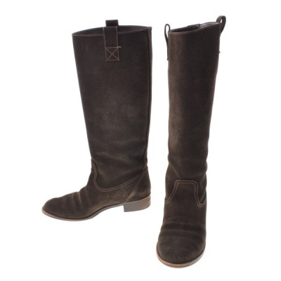 Lirer GORE-TEX スウェードロング ブーツ
