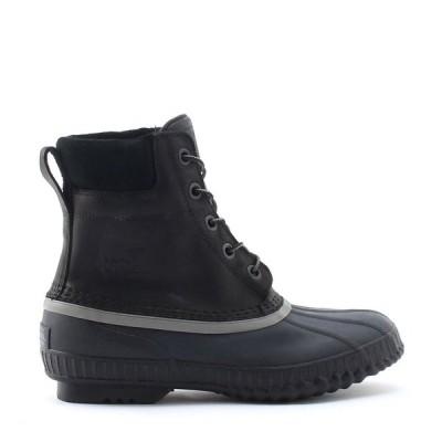 ウィンターシューズ ソレル シャイアンII Men's 8.5/26.5cm 010(Black. Black)