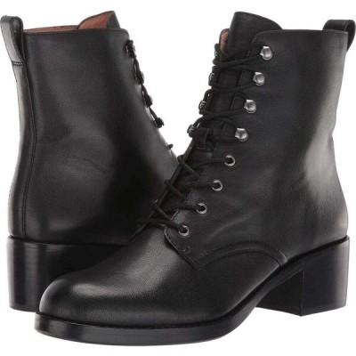 メイドウェル Madewell レディース ブーツ レースアップ シューズ・靴 Patti Lace-Up Boot True Black