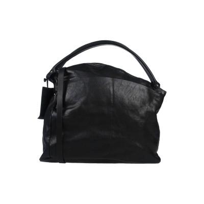 マルセル MARSÈLL ハンドバッグ ブラック 革 ハンドバッグ
