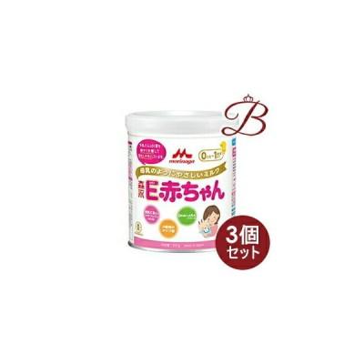 【×3個】森永乳業 E赤ちゃん 300g