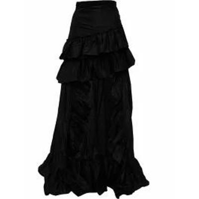 Amen レディーススカート Amen Skirt Black