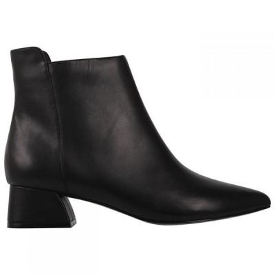 リネアペレ Linea レディース ブーツ シューズ・靴 Block Heel Boots Black