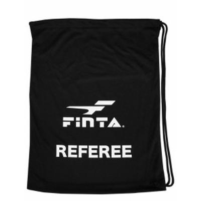 (フィンタ) FINTA/ランドリーバッグ/ブラックXホワイト