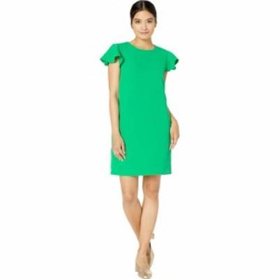 ミリー Milly レディース ワンピース ワンピース・ドレス Cady Bryce Ruffle Sleeve Dress Kelly