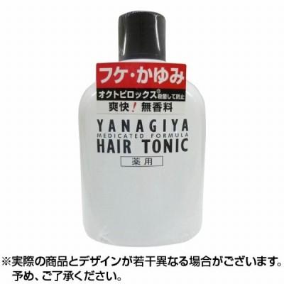 柳屋 薬用ヘアトニック フケ カユミ用 240ml ×1個 医薬部外品