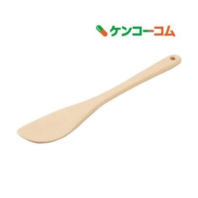 スワンソン商事 木製ターナー 木べら 小型 ナチュラル ( 1本 )