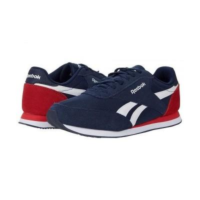 Reebok リーボック メンズ 男性用 シューズ 靴 スニーカー 運動靴 Royal Classic Jogger 2 - Collegiate Navy/White/Primal Red