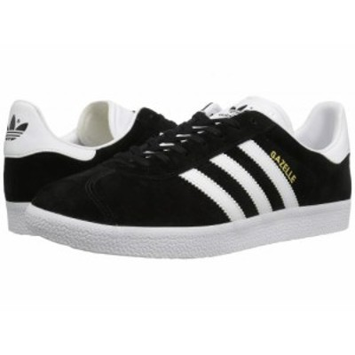 adidas Originals アディダス メンズ 男性用 シューズ 靴 スニーカー 運動靴 Gazelle Foundation Core Black/White/Gold【送料無料】