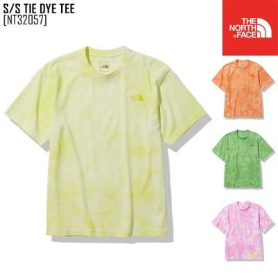 セール SALE ノースフェイス THE NORTH FACE ショートスリーブ タイ ダイ ティー S/S TIE DYE TEE Tシャツ トップス NT32057 メンズ
