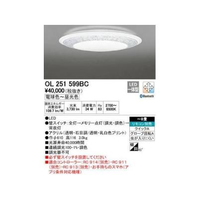 オーデリック OL251599BCLEDシーリングライト