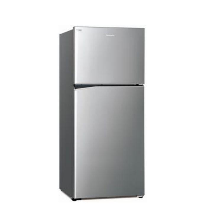 Panasonic國際牌422公升雙門變頻冰箱晶漾銀NR-B421TV-S