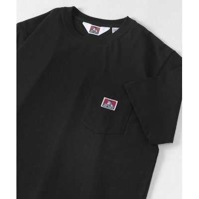 tシャツ Tシャツ 【BEN DAVIS/ベンデイビス】オーバーサイズ 無地ポケット Tシャツ