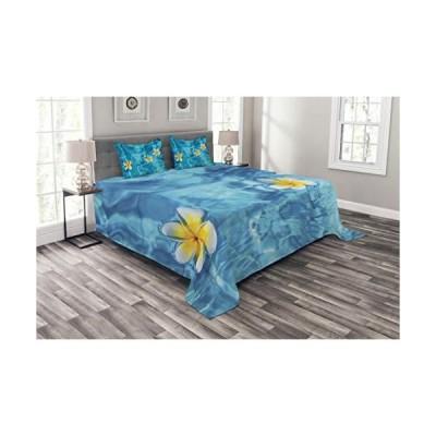 Ambesonne マルチカラー ベッドカバー 3サイズ King Size bed_12288_king