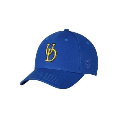 大学 NCAA トップオブザワールド Top of the World Delaware Fightin' Blue Hens Royal Observer Adjustable Snapback