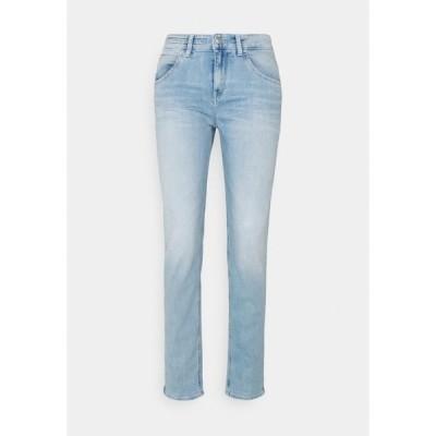 ドライコーン デニムパンツ レディース ボトムス LIKE - Slim fit jeans - blau