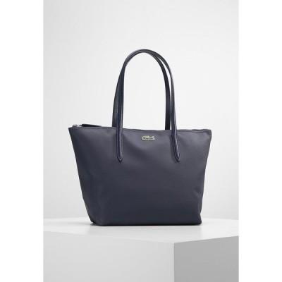 ラコステ トートバッグ レディース バッグ NF2037PO - Tote bag - cobalt