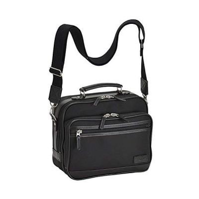 日本製 豊岡かばん ショルダーバッグ 持ち手 牛革 軽量 収納多い B5 メンズ 紳士 通勤 仕事 男性 国産