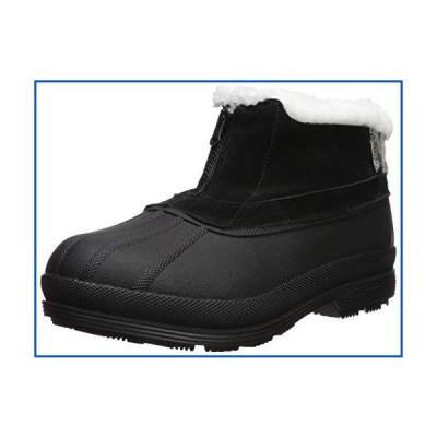 【新品】Prop〓t レディース Lumi アンクルジップ スノーブーツ US サイズ: 7.5 カラー: ブラック【並行輸入