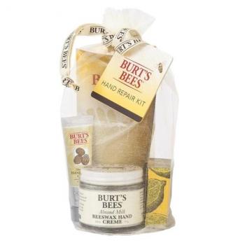 Burt s Bees 蜜蜂爺爺 美手養成修護組 Hand Repair Gift Set 美國原裝4件組