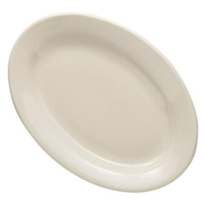 Libbey(リビー) プリンセスホワイト 29cmプラター [ 292 x 203 x H32mm ] 【 プレート 】| ホテル レストラン カフェ 飲食店 洋食器 業務用