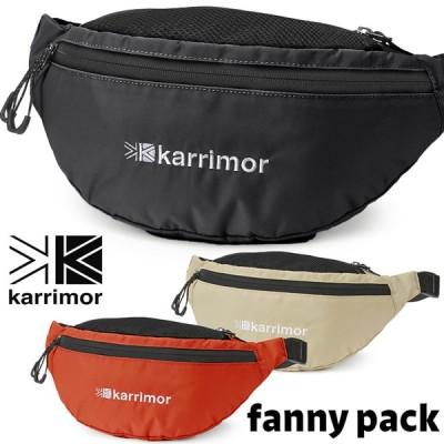 ウエストバッグ karrimor カリマー Fanny Pack ファニーパック ボディバッグ