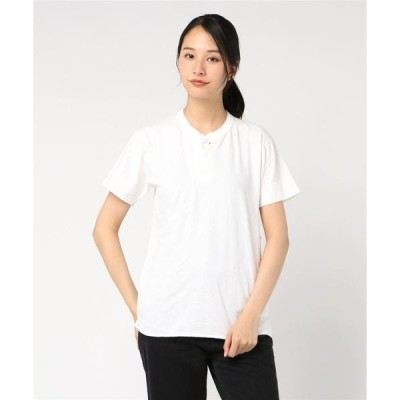 tシャツ Tシャツ Healthknit / ヘルスニット/ヘンリー ショートスリーブ Tシャツ