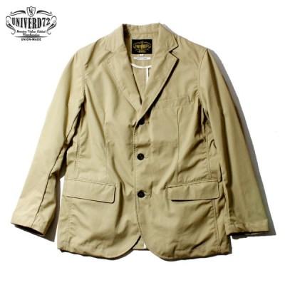 UNIVERD72 テーラードジャケット ベンタイル 日本製