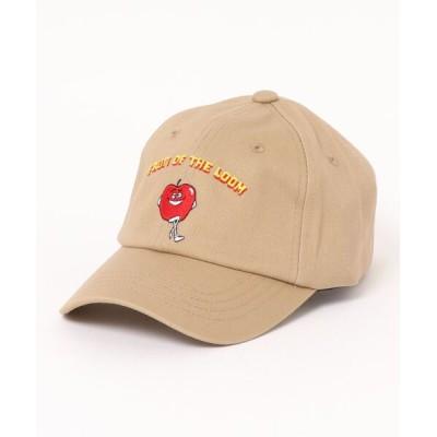 JUGLANS / FRUIT OF THE LOOM 【KIDS】FRUIT MAN LOW CAP KIDS 帽子 > キャップ