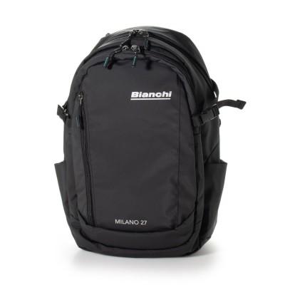 ビアンキ Bianchi デイパック 抗菌ポケット装備モデル (ブラック)