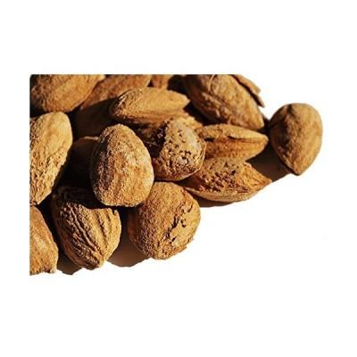 殻付き アーモンド 1kg アメ横 大津屋 焙煎 塩 業務用 ナッツ ドライフルーツ 製菓材料 あーもんど スイーツ ヘントウ 扁桃 Almond