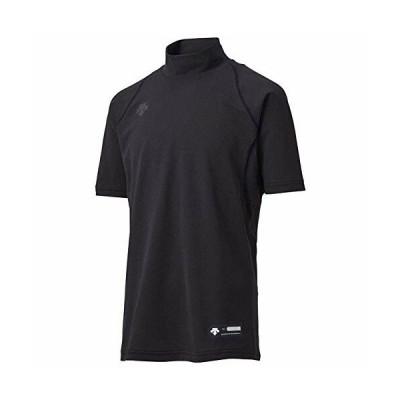 DESCENTE(デサント) JSTD-720 ジュニアハイネック半袖アンダーシャツ BLK ブラック 130cm