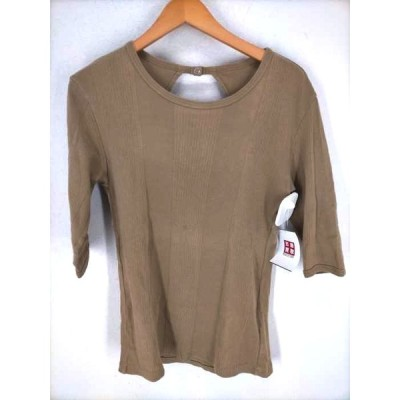 アールジュビリー R JUBILEE クルーネックTシャツ レディース FREE 中古 古着 210609